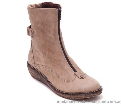 Traza botas taco chino invierno 2014.