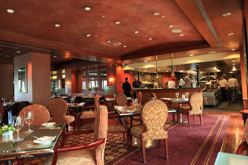 Lane hotel riva is one of the best french restaurants in jakarta it is