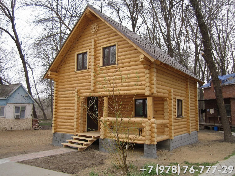 Инструкция как построить деревянный дом своими руками 47