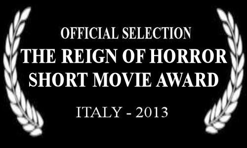 THE REIGN OF HORROR SHORT MOVIE AWARD