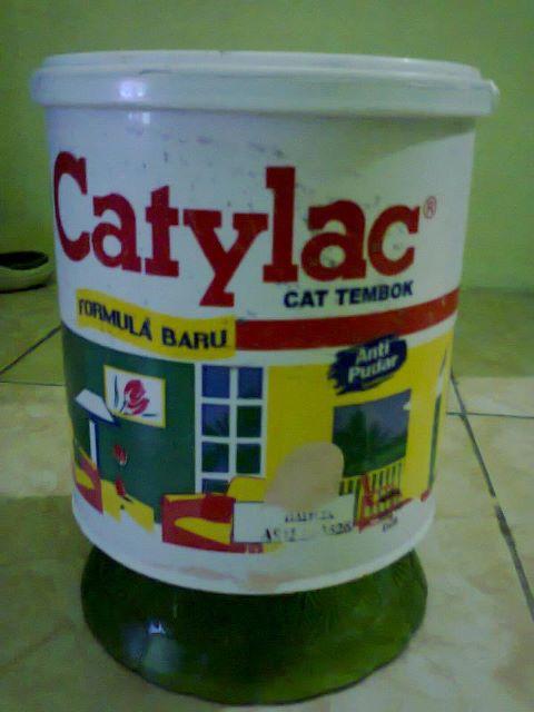 Warna Cat Tembok Catylac