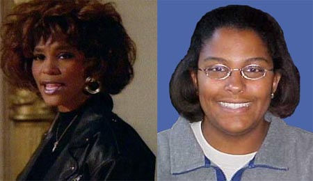 Whitney Houston Robyn Crawford