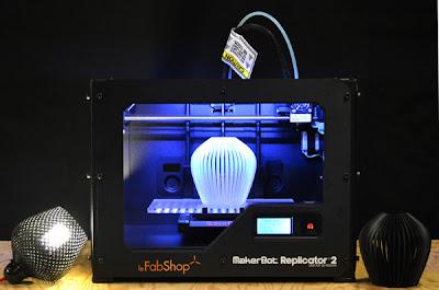 Kap Lampu Print 3D 4