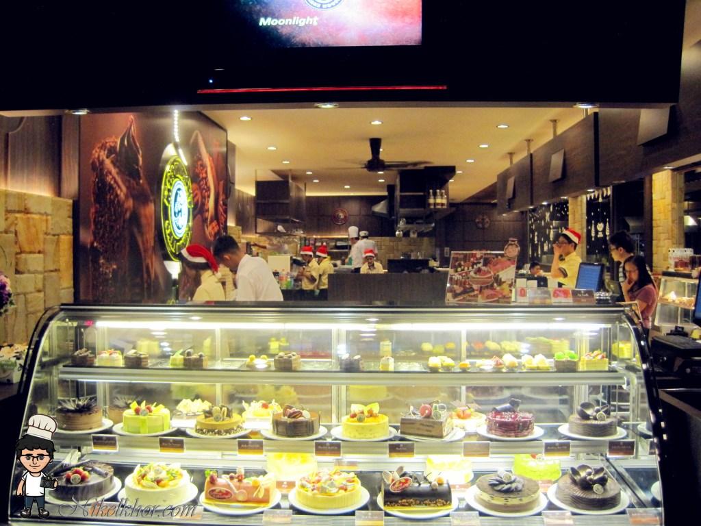 Moonlight Cake House Taman Bukit Indah Johor Bahru Nikel Khor