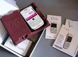 Trik Membedakan Blackberry Asli atau Palsu