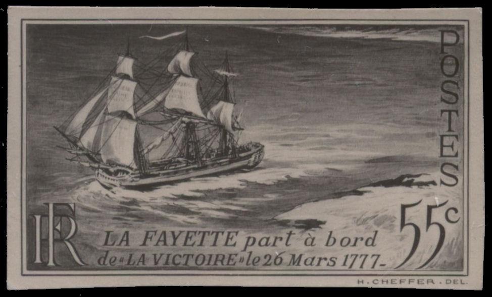 L'Hermione : cap sur un rêve- Méditerranée 2018 La-fayette-victoire-pointe-grave
