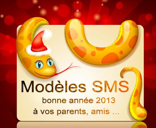 Tutooos Photoshop: Modèle SMS pour dire bonne année 2013 à vos parents, amis ou vos amant