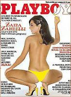 Confira as fotos da atriz, Zaira Zambelli, capa da playboy de julho de 1981!