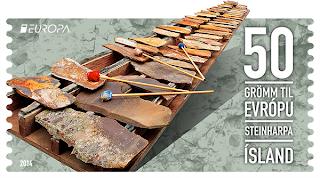 EUROPA CEPT 2014 - Dedicado a los instrumentos musicales IS-14-1