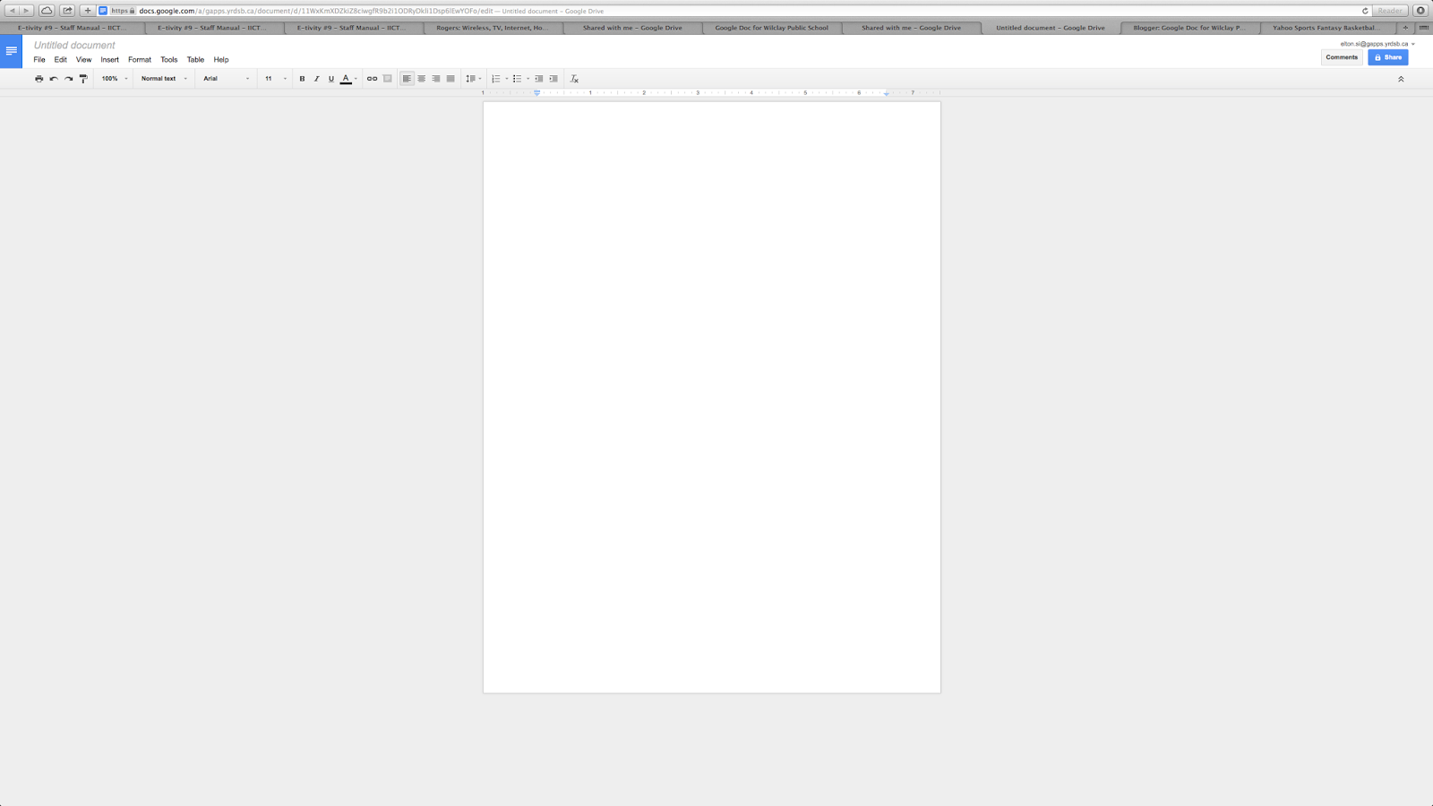 Google Docs For Wilclay Public School How To Create A Google Document - Public google docs