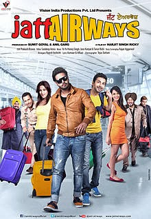 Jatt Airways 2013 Punjabi Movie Full Watch Online