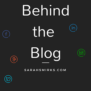 Behind the Blog | Blog Goals & Collaborations | Sarah Smirks