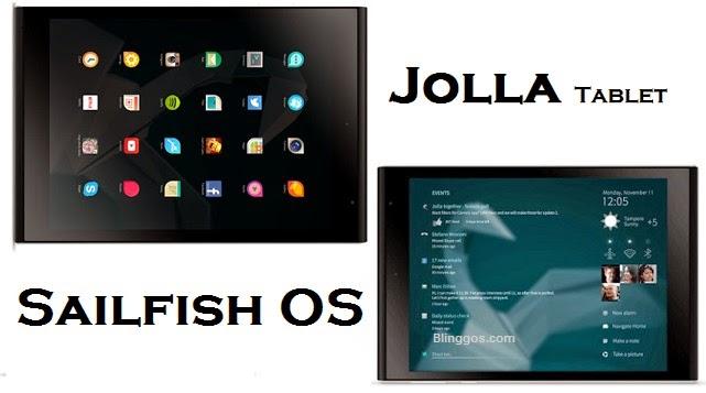 Review Jolla Tablet Harga dan spesifikasi