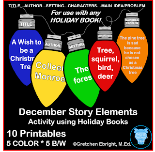 https://www.teacherspayteachers.com/Product/December-Story-Elements-String-of-Lights-2217722