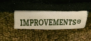 improvements meditation chair tag