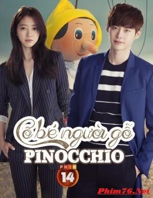 Cô Bé Người Gỗ|| Pinocchio Hàn Quốc