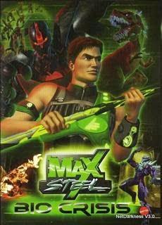 Max Steel Bio Crisis DvdRip Latino Mega