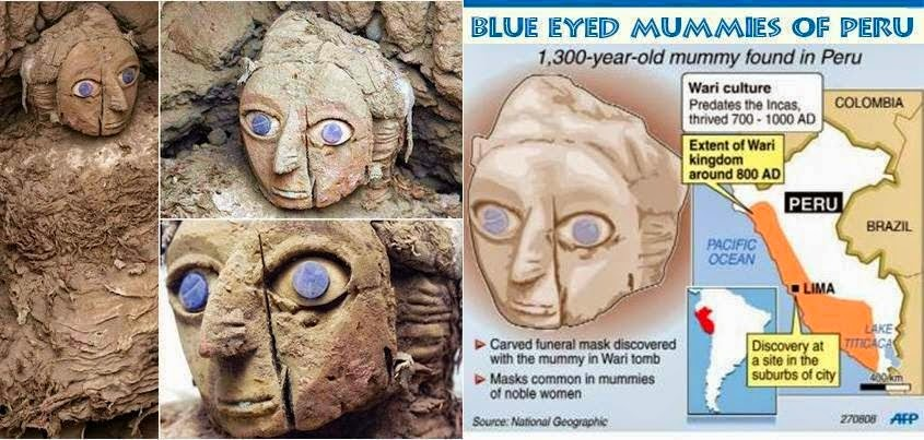 Where Did Blue Eyes Originate From?