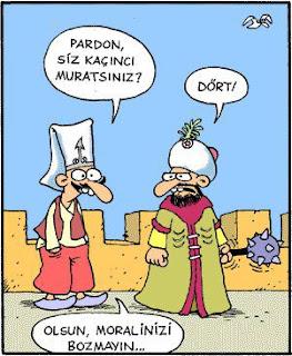 Osmanlı Karikatürleri