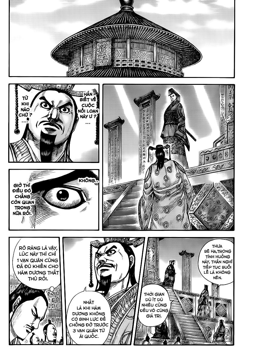 Kingdom - Vương Giả Thiên Hạ Chapter 415 - 416 page 17 - IZTruyenTranh.com