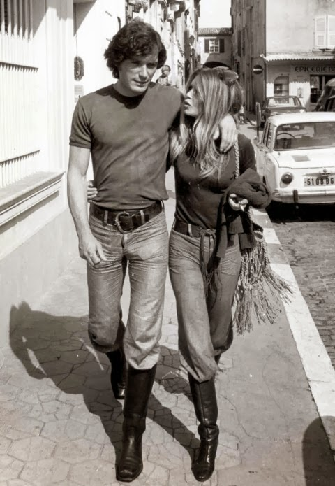 brigitte bardot jeans