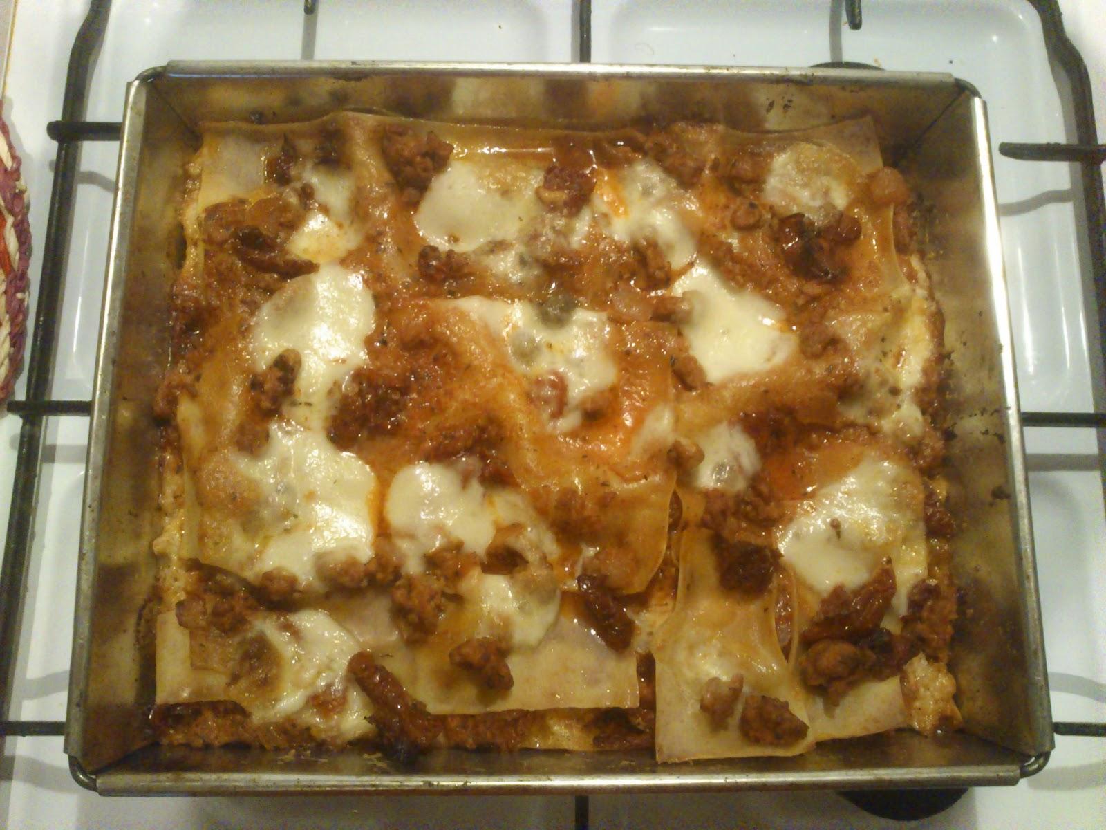 Pascal Vs Okrasa Zaczynamy Lasagne Z Mozzarellą I