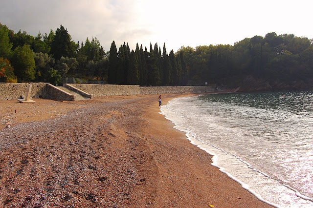 Пляж Милочер