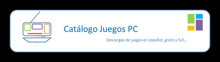 Catálogo Juegos PC