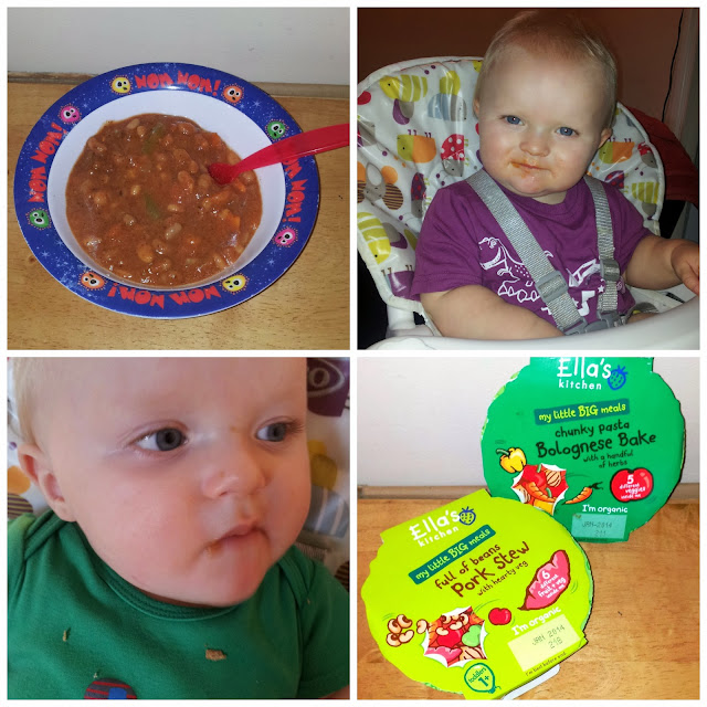 Ella's Kitchen, Baby Food