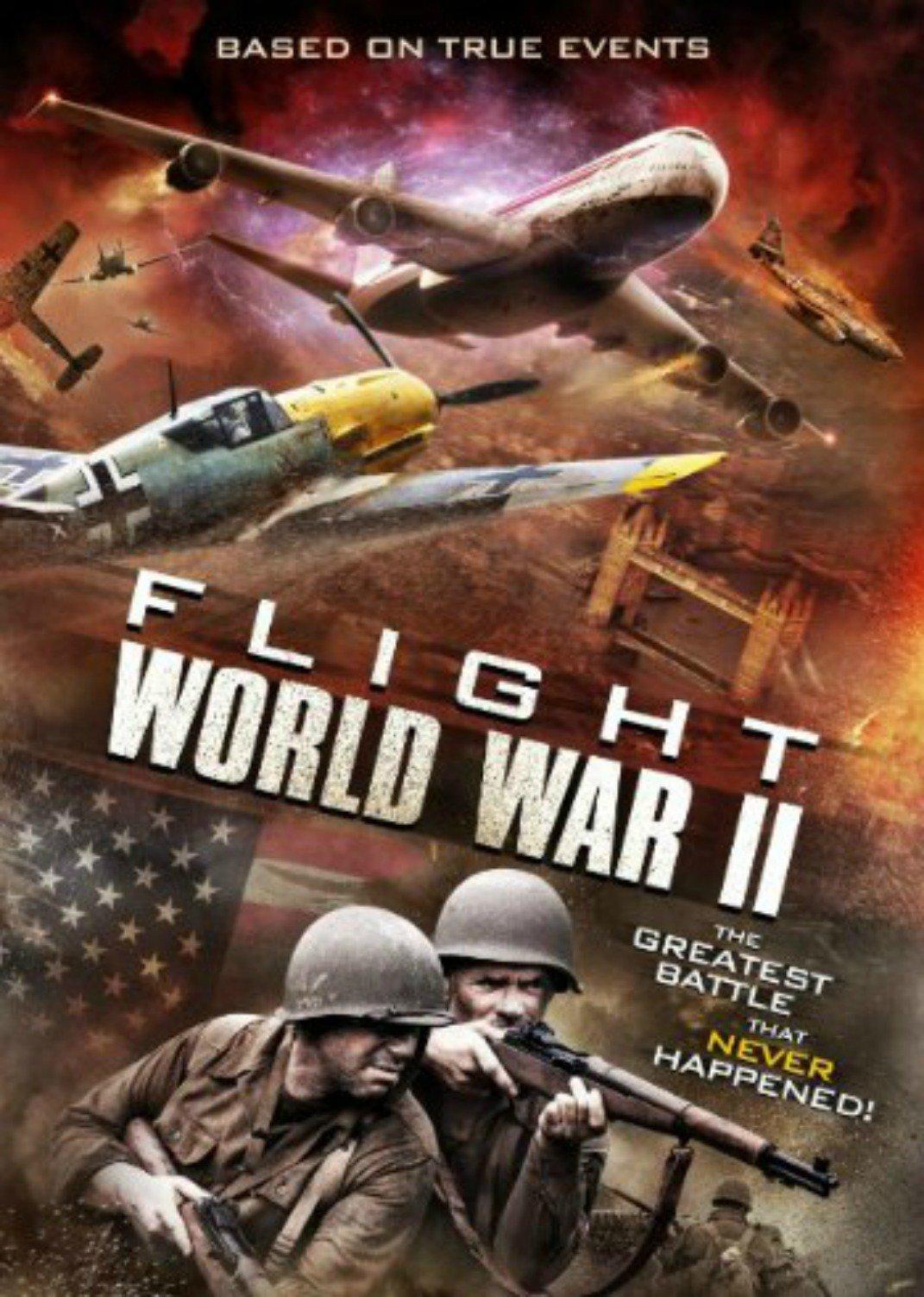 Cơn Bão Thời Gian - Flight World War II