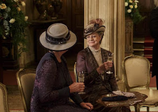 Los Lunes Seriéfilos Downton Abbey Maggie Smith