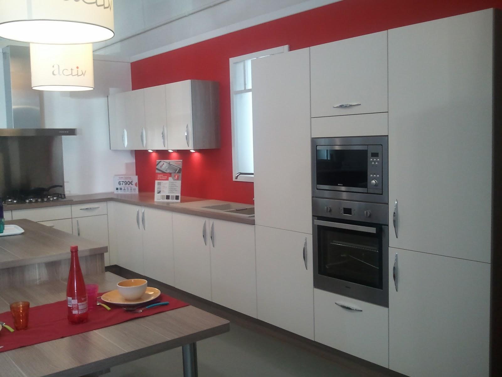 Cuisine Ikea Blanc Laque : Ma cuisine