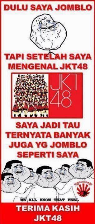 jomblo jkt 48
