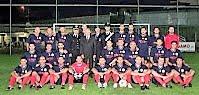 La squadra ANC del primo Memorial anno 2011.