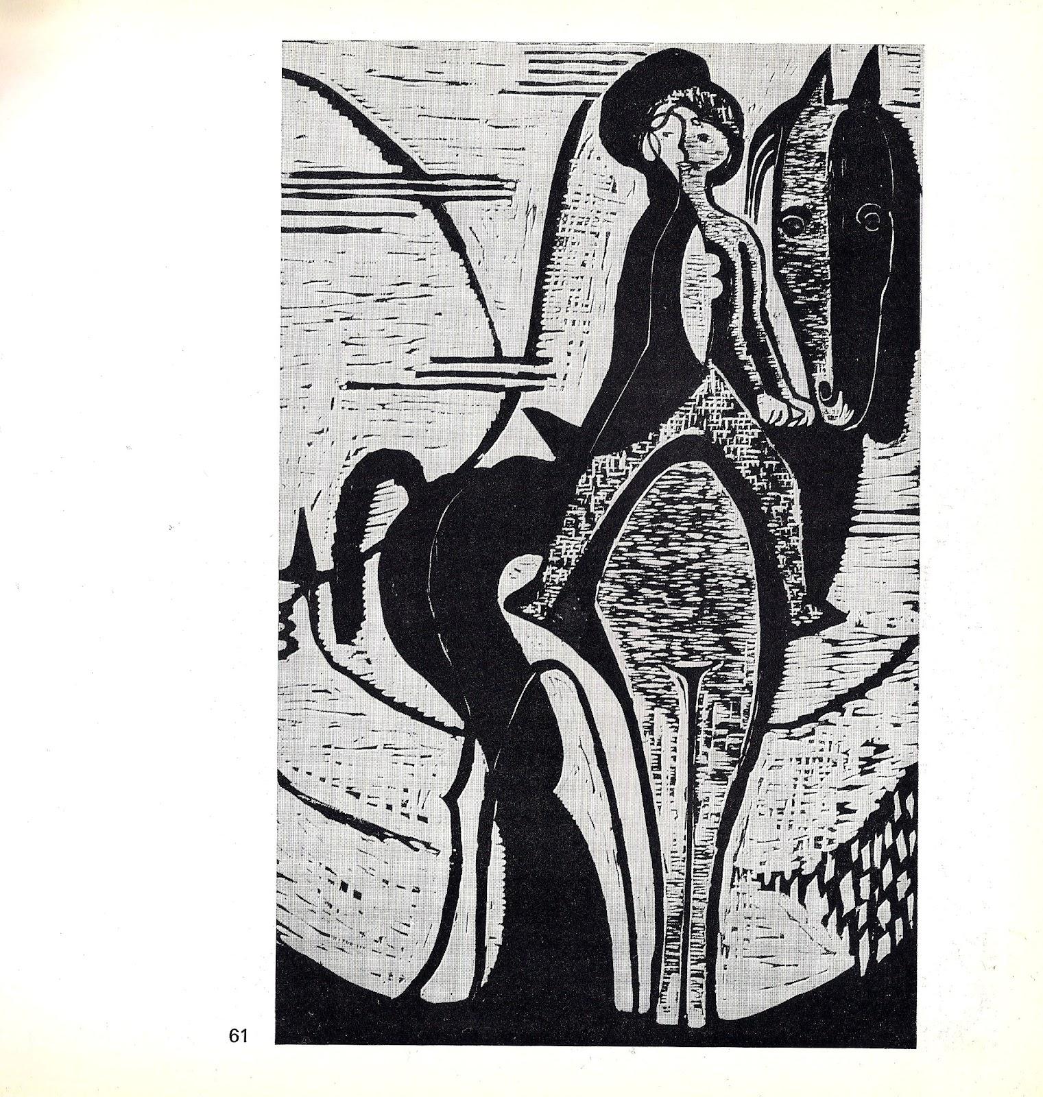 un rinc n de sombra el arte gr fico del expresionismo