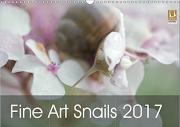 Mein Fine Art Snail Kalender 2017 ist erhältlich! Ausgezeichnet mit der Gold Edition des Verlages!