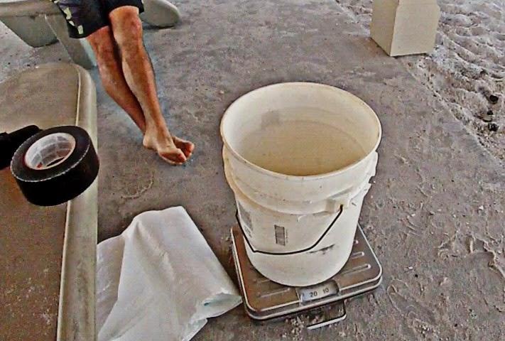 Make Your Own Spartan Sand Bag