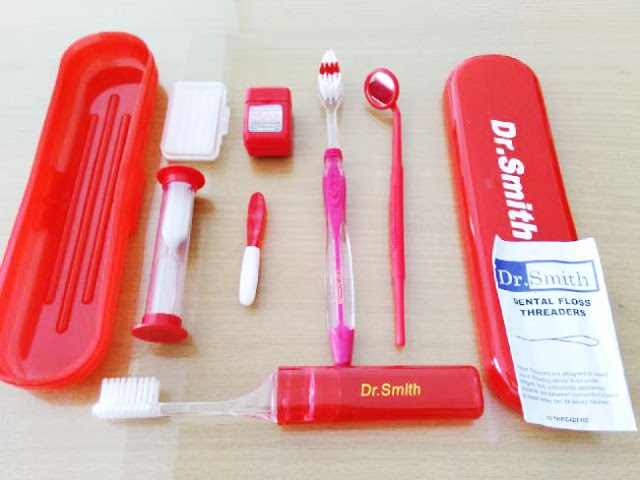Tips dan Cara merawat Gigi  behel atau kawat gigi