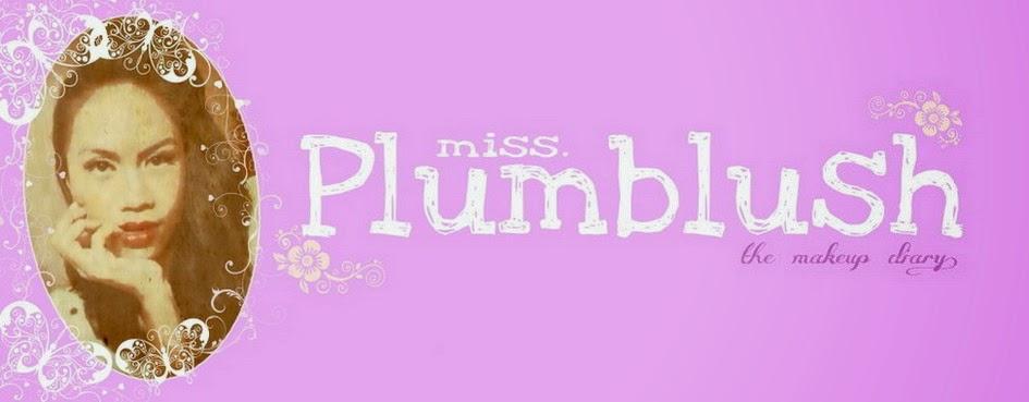 Miss Plumblush Makeup Diary