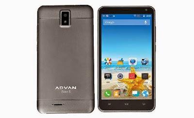 Advan Star 5 S5M