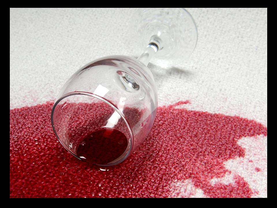 Trucos y consejos caseros truco para quitar las manchas - Manchas de vino ...