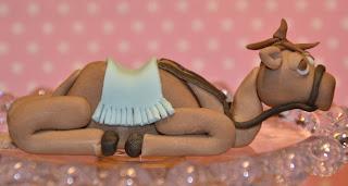 camel i sockerpasta