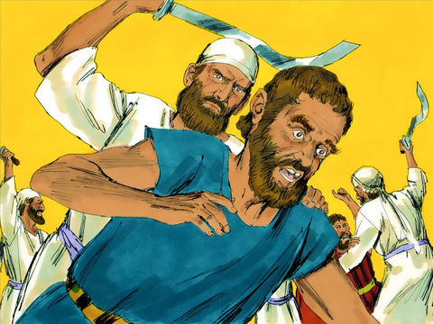 Why did Moses visit the death penalty upon so many corrupt and crazed Hebrews?