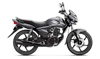 2012 Honda CB Shine Geny Grey Metallic