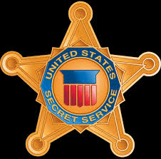 United States Secret Service Badge
