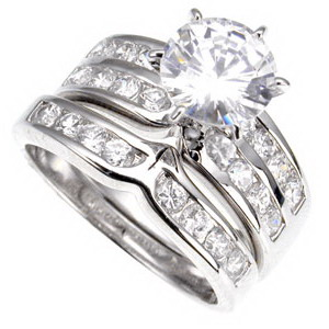 cheap bridal ring sets jewelry accessories world