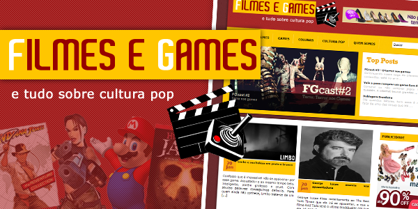 ACESSE - FILMES E GAMES