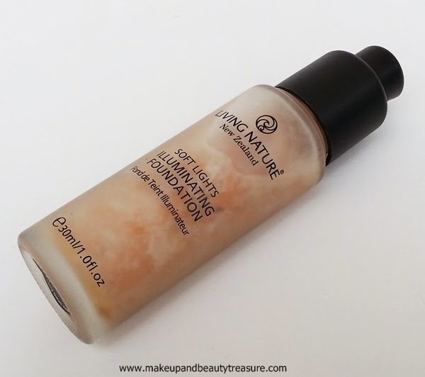 Living Nature Illuminating Foundation Review