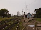 Estacion mar del Plata... ayer.