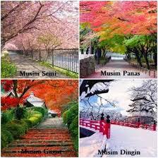 Siva Mardiyahsari Musim Di Jepang